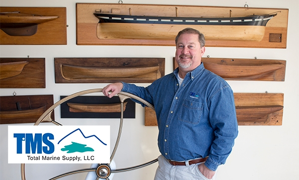 Vesper Marine Appoints Total Marine Supply LLC in the US Midwest